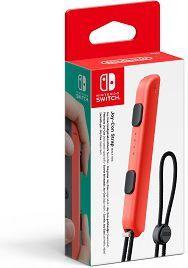 Nintendo smycz do pada Joy-Con czerwona (2510966) 1