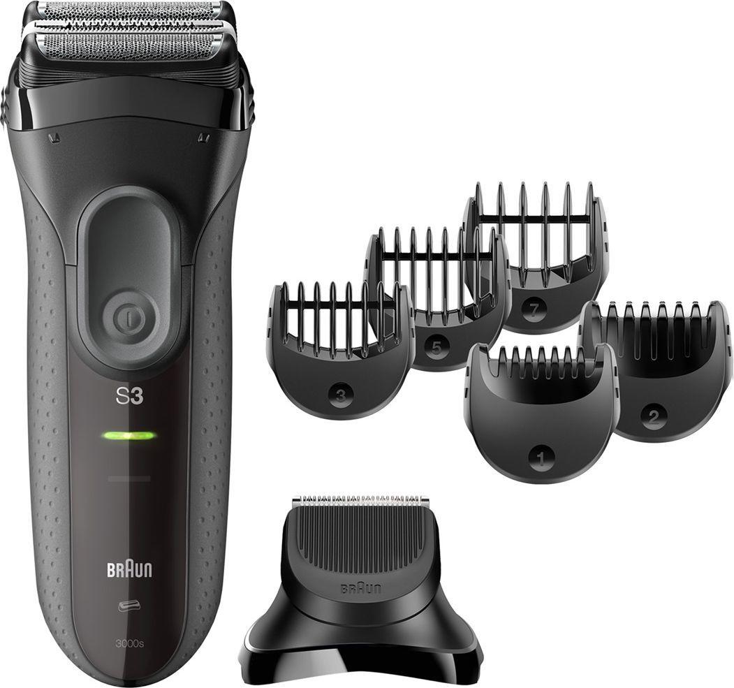 Golarka Braun Series 3 Shave&Styler 3000BT 1