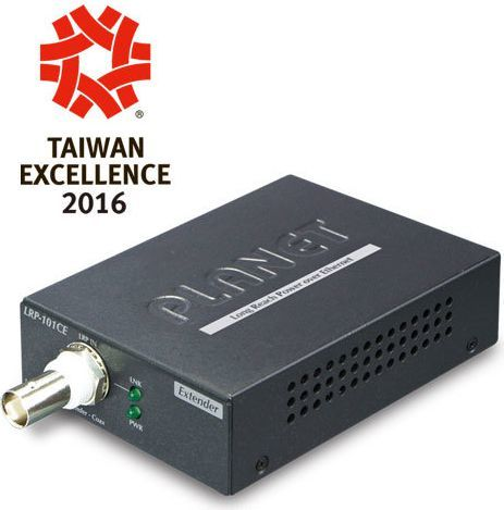 Planet Power over Ethernet (LRP-101CE) 1