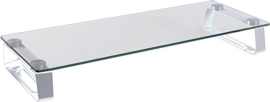 LogiLink podkładka pod monitor, szklana (BP0027) 1