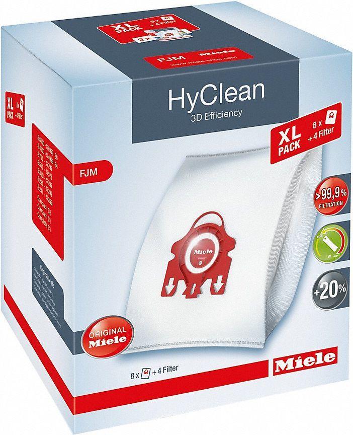 Worek do odkurzacza Miele FJM HyClean 3D XL pack (10455090) 1