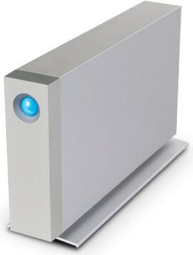 Dysk zewnętrzny LaCie HDD D2 THB 10 TB Biały (STFY10000400) 1