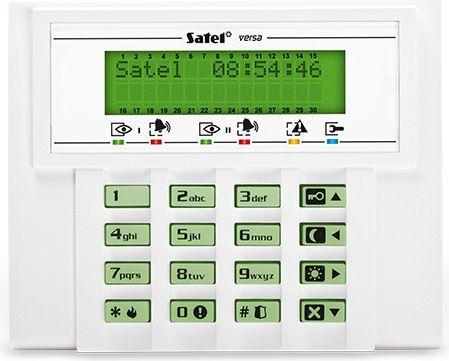 Satel Zestaw Centrala alarmowa VERSA, Płyta główna, manipulator, obudowa 1
