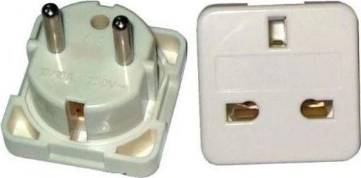 Libox Adapter sieciowy PL/UK (LB0036) 1