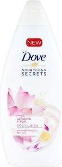 Dove  Żel pod prysznic Glowing Ritual Lotus Flower & Rise Water 500ml 1