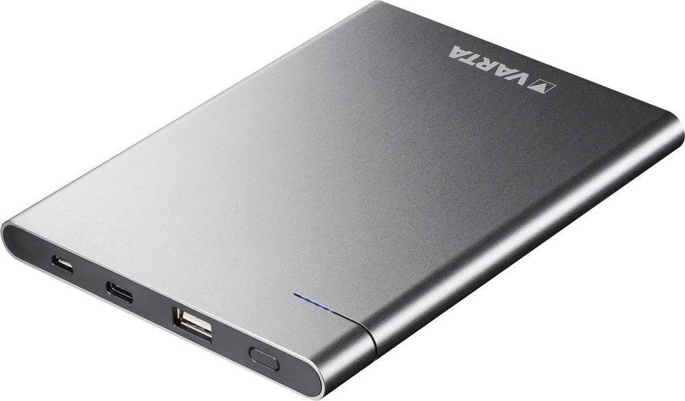 Powerbank Varta Portable Slim 12000mAh (57966101111) 1