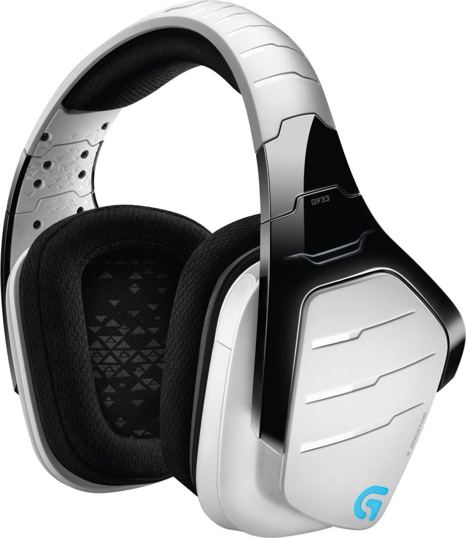 Słuchawki Logitech G933 Artemis Spectrum Snow (981-000621) 1
