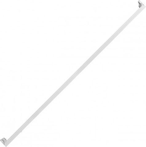Art Oprawa dla 2 sztuk tub LED T8 150cm 230V zasilana jednostronne biała (4451018) 1