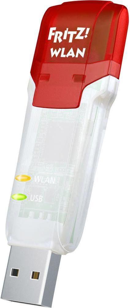 Karta sieciowa AVM USB Stick AC 860 retail (20002687) 1