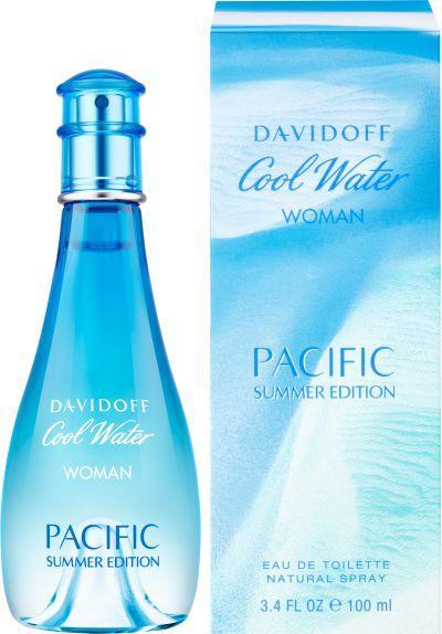 davidoff cool water woman pacific summer edition