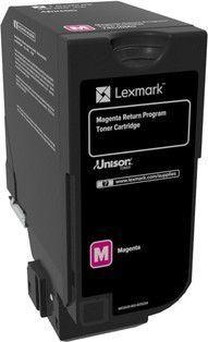Lexmark Toner Return, Magenta, CS720 CX/CS725 (74C20M0) 1