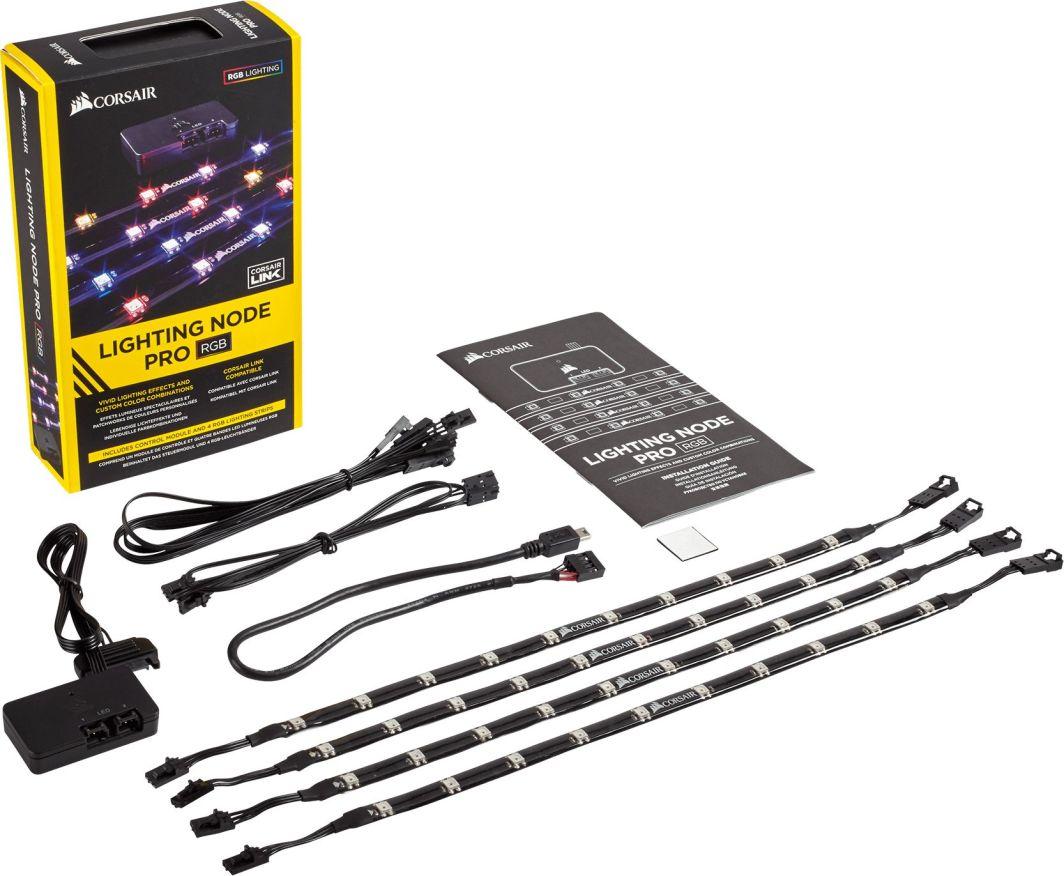 Corsair Lighting Node Pro USB 2.0 RGB LED (CL-9011109-WW) 1