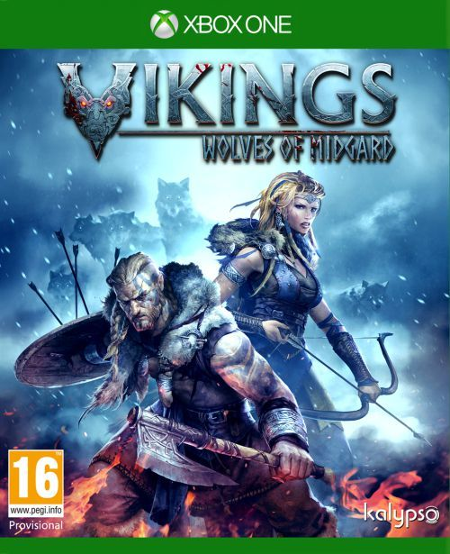 Vikings - Wolves of Midgard Xbox One 1