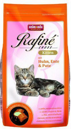 Animonda Rafine Cross Kitten Kurczak Kaczka Indyk 400g Id Produktu 1176807
