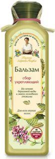 Babuszka Agafia Balsam bo włosów Wzmacniający 350ml 1