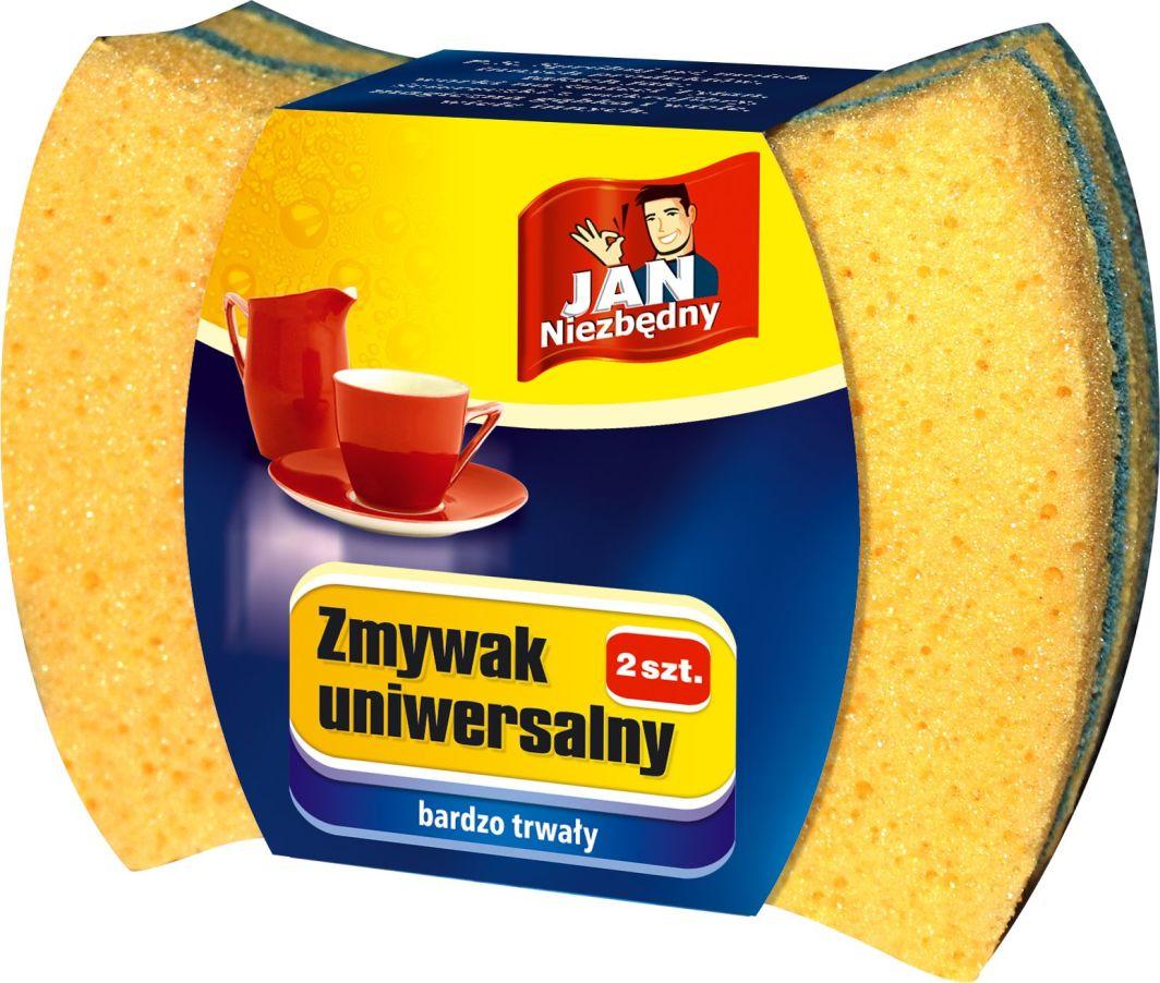 JAN Niezbędny Zmywak Uniwersalny 2szt (ZZAJAN346.) 1