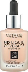 Catrice HD Liquid Coverage podkład w płynie 010 Light Beige 30ml 1
