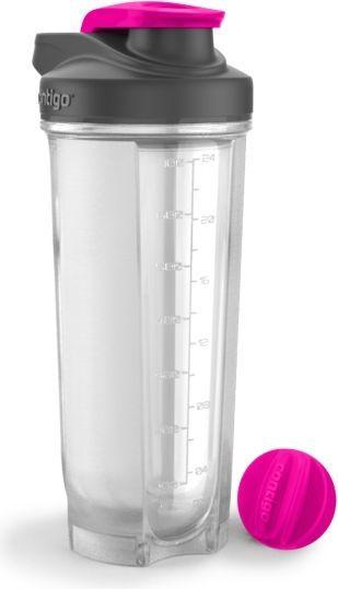Contigo Shake and Go Fit Neon Pink 820ml (1000-0389) 1