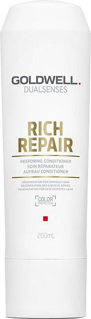 Goldwell Dualsenses Rich Repair Odżywka odbudowująca do włosów zniszczonych 200 ml 1