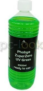 Phobya Phobya ZuperZero UV Green 1000ml - 30102 1