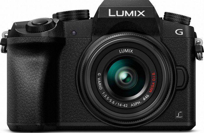 Aparat Panasonic Lumix DMC-G7 + 14-42 mm (DMC-G7KEG-K) 1