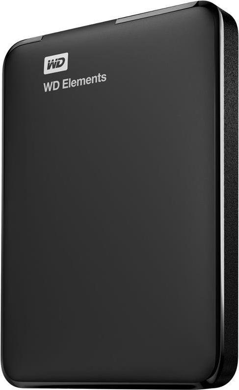 Dysk zewnętrzny Western Digital HDD Elements Portable 500 GB Czarny (WDBUZG5000ABK-WESN) 1