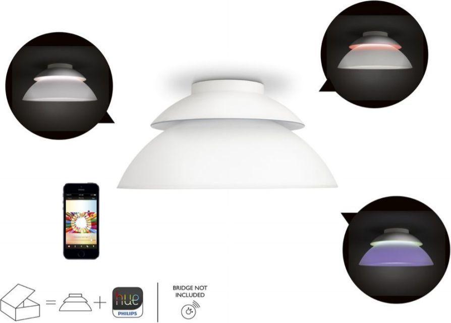 Lampa sufitowa Philips 50x (8718696121870) 1