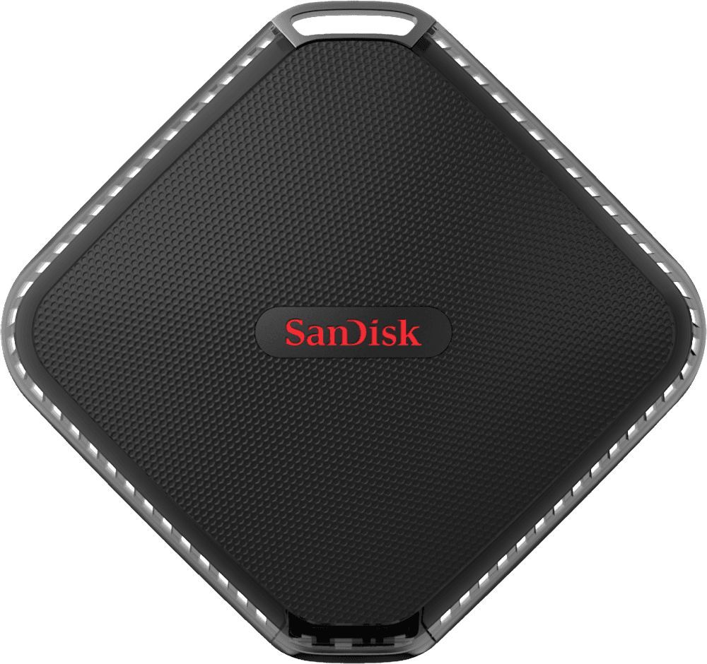 Dysk zewnętrzny SanDisk SSD 250 GB Czarny (SDSSDEXT-250G-G25) 1