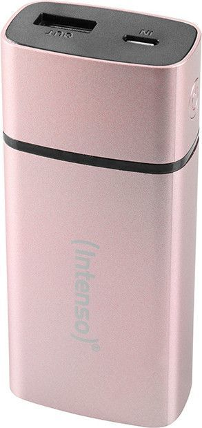 Powerbank Intenso PM metal finish 5200 mAh różowy (7323523) 1