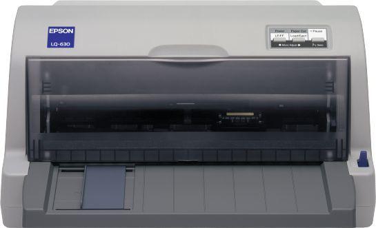 Drukarka igłowa Epson LQ-630 (C11C480141) 1