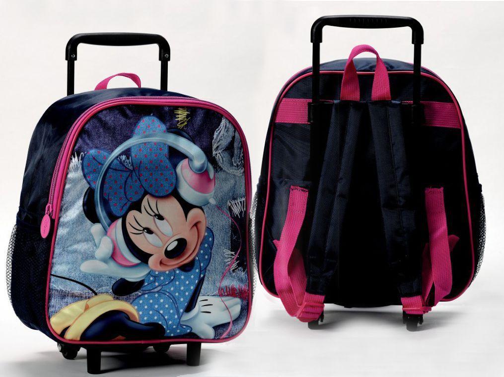 a21c8da9d1504 Coriex Myszka Minnie plecak z kółkami (D95149) w Morele.net