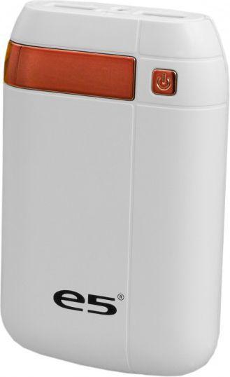 Powerbank E5 Duke 6000mAh Biały (RE02526_white) 1