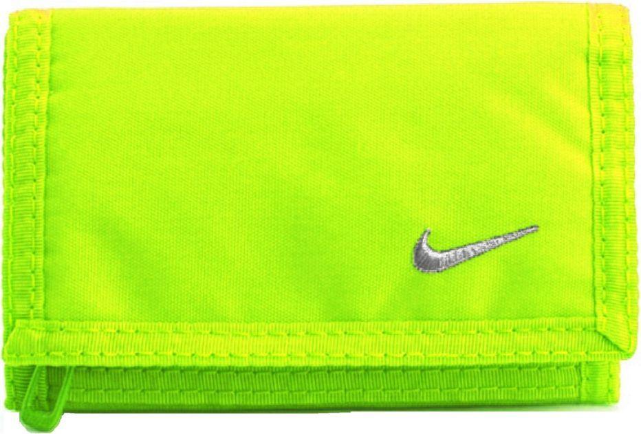4abd7cd2f0fb3 Nike Portfel NIA08725NS zielony neon (38066) w Sklep-presto.pl