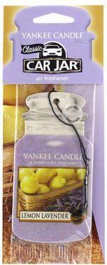 Yankee Candle Single Car Jar Lemon Lavender 1
