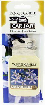 Yankee Candle Single Car Jar Midnight Jasmine 1