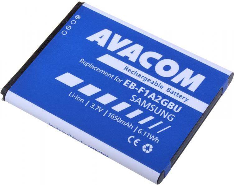 Bateria Avacom do Samsung i9100 Li-Ion 3,7V 1650mAh (GSSA-I9100-S1650A) 1