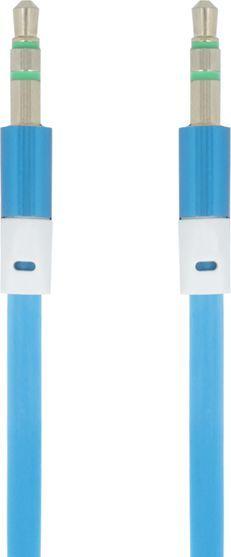 Kabel Forever Jack 3.5mm - Jack 3.5mm 1m niebieski (T_0014806) 1
