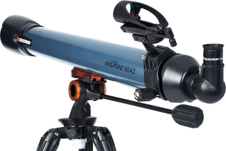 Teleskop Celestron Inspire 80 AZ (001576930000) 1