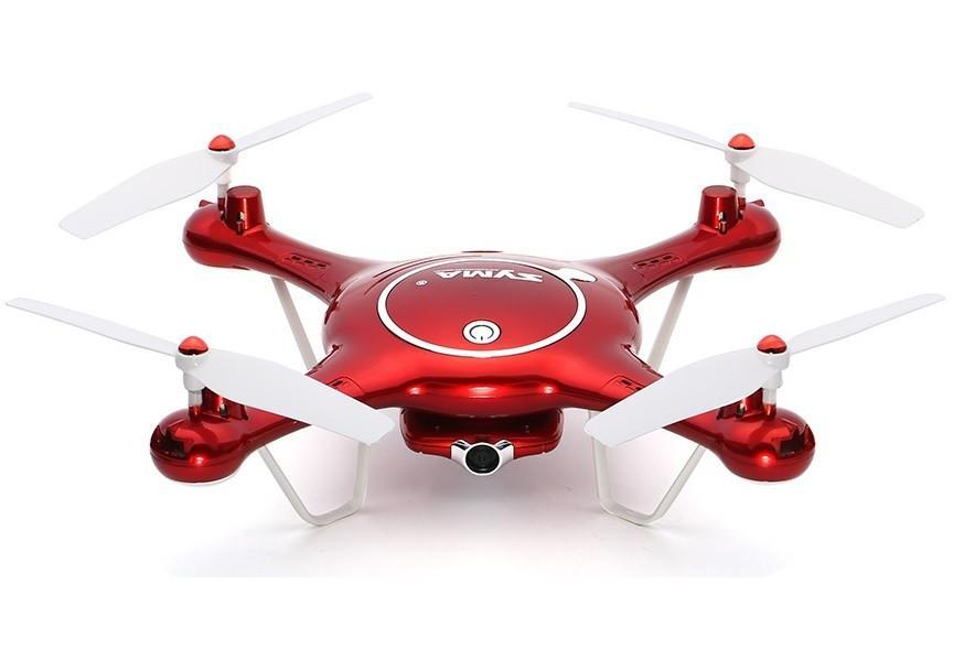 Dron Syma X5UW czerwony (X5UW-RED) 1