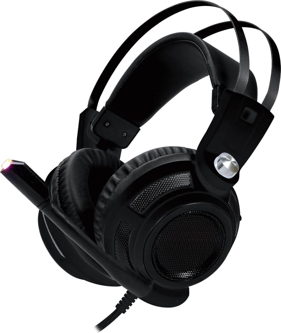 Słuchawki Omega OVH4050 czarne (43687) 1