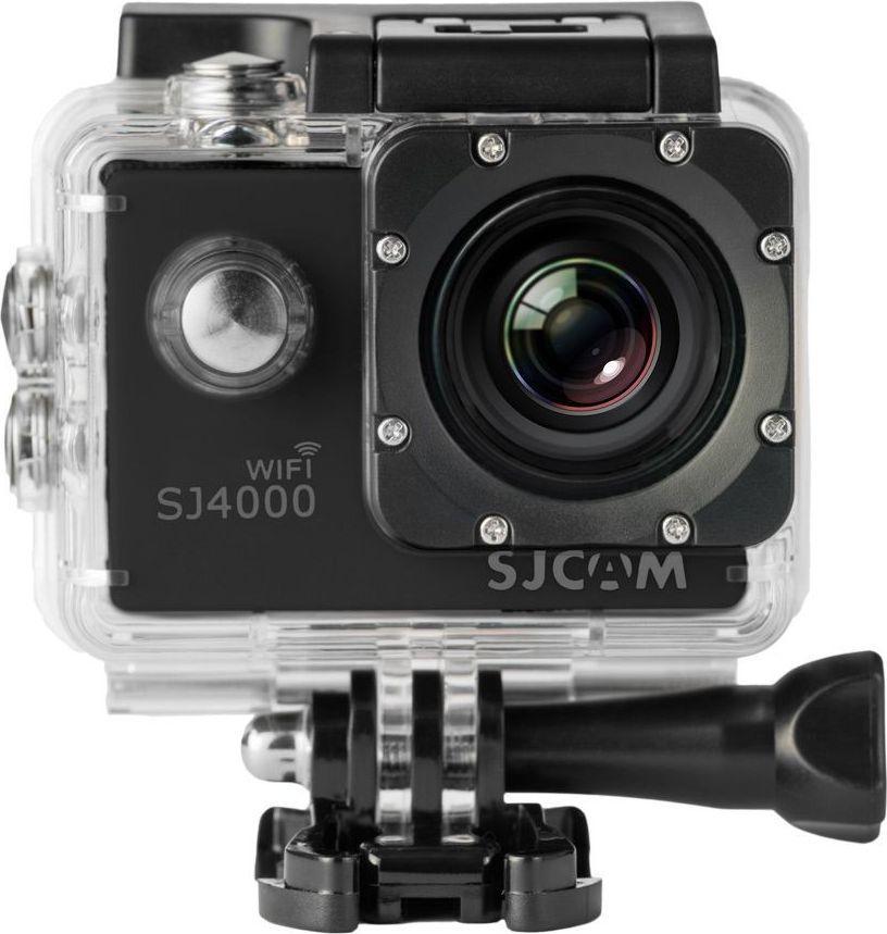 Kamera SJCAM SJ4000 WiFi czarna 1