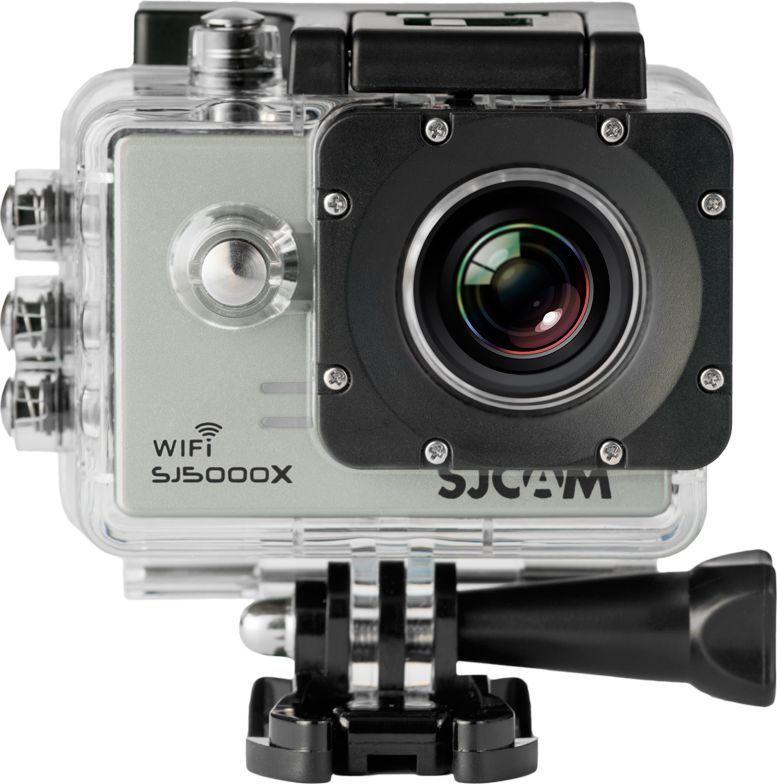 Kamera SJCAM SJ5000X Elite srebrna 1