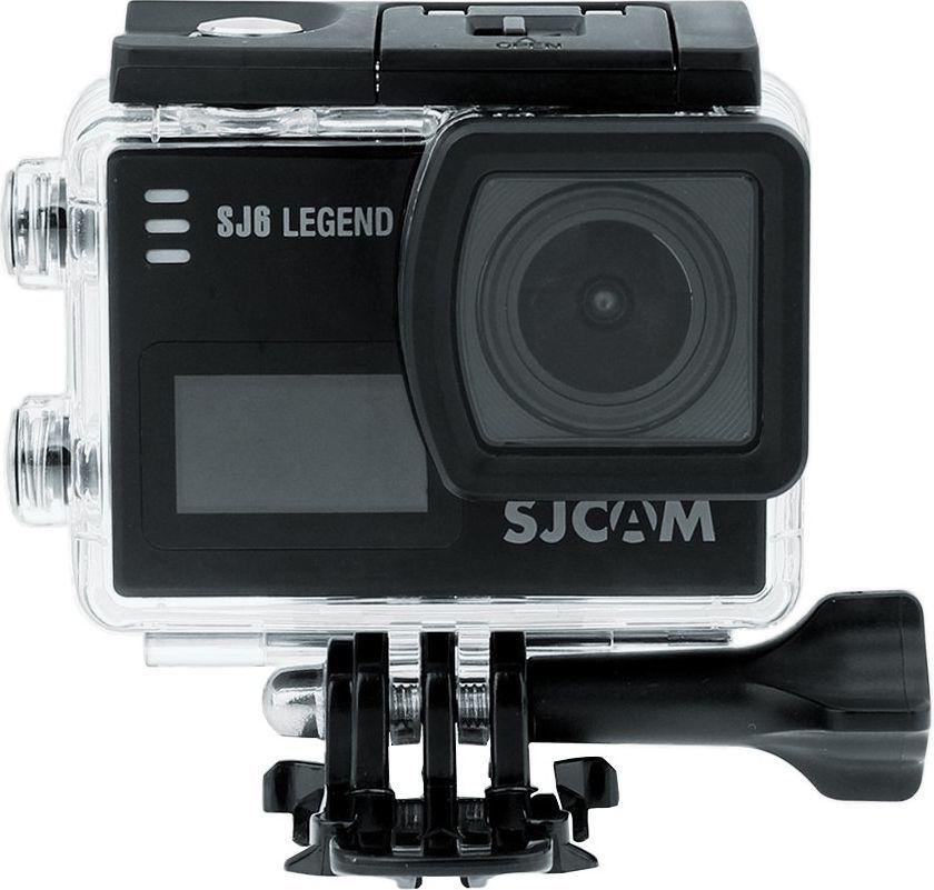Kamera SJCAM SJ6 Legend czarna 1
