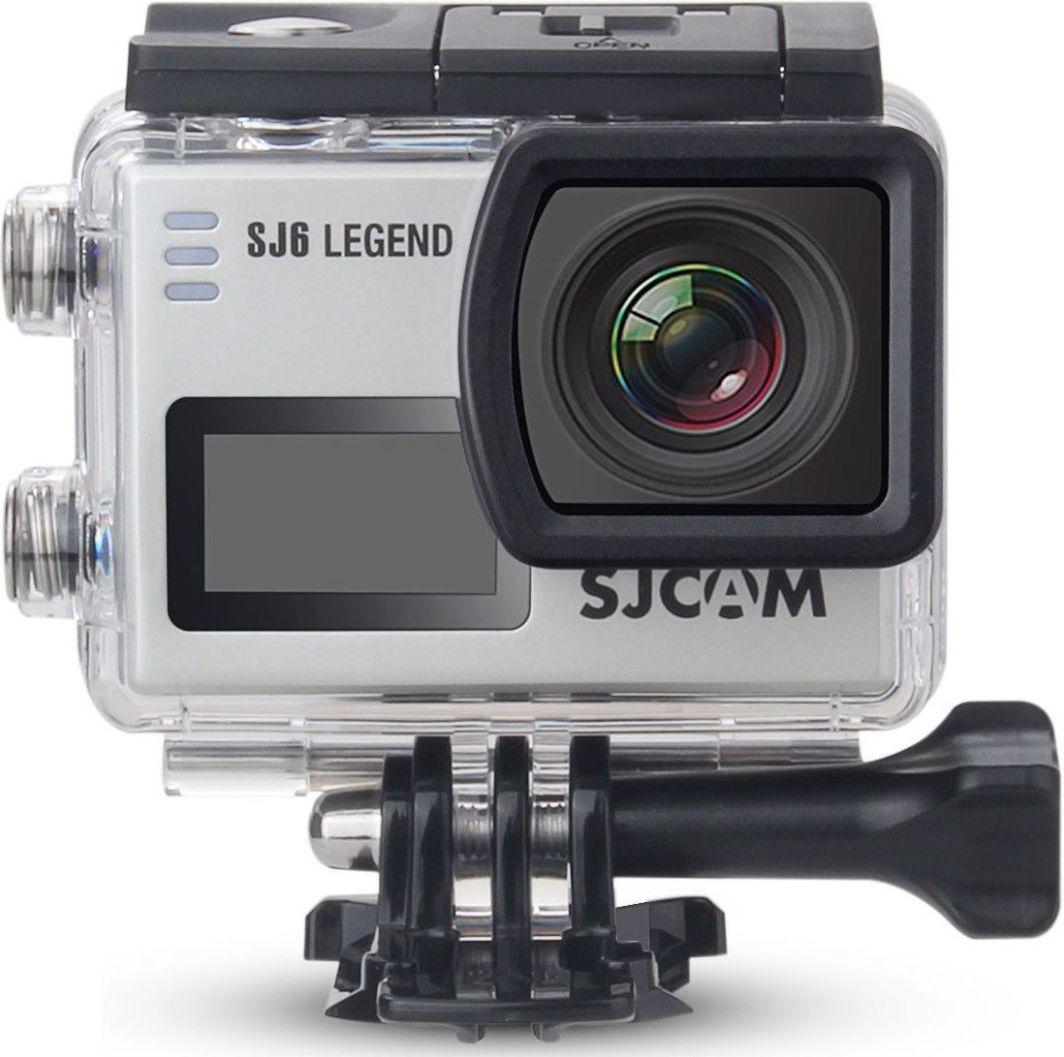 Kamera SJCAM SJ6 Legend srebrna 1