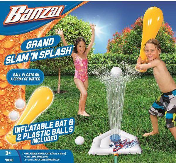 Banzai wodny bejsbol (48310) 1