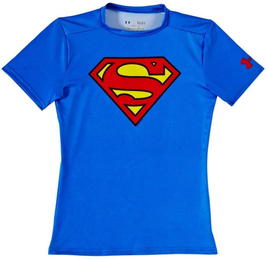 gładki najlepsze podejście na stopach o Under Armour Koszulka męska Alter Ego Comp Superman niebieska r. L ID  produktu: 1226148