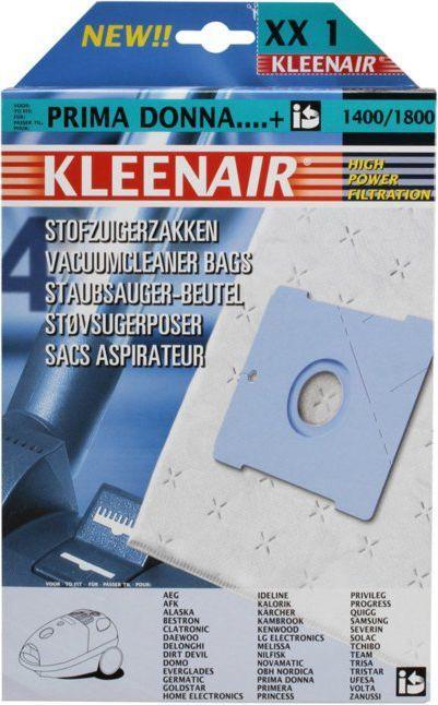 Worek do odkurzacza Kleenair XX-1 (Daewoo, LG, Samsung) 1