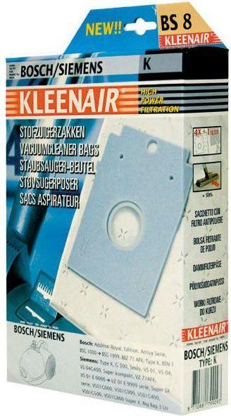 Worek do odkurzacza Kleenair BS-8 1