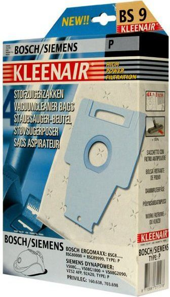 Worek do odkurzacza Kleenair BS-9 (BOSCH / SIEMENS P) 1