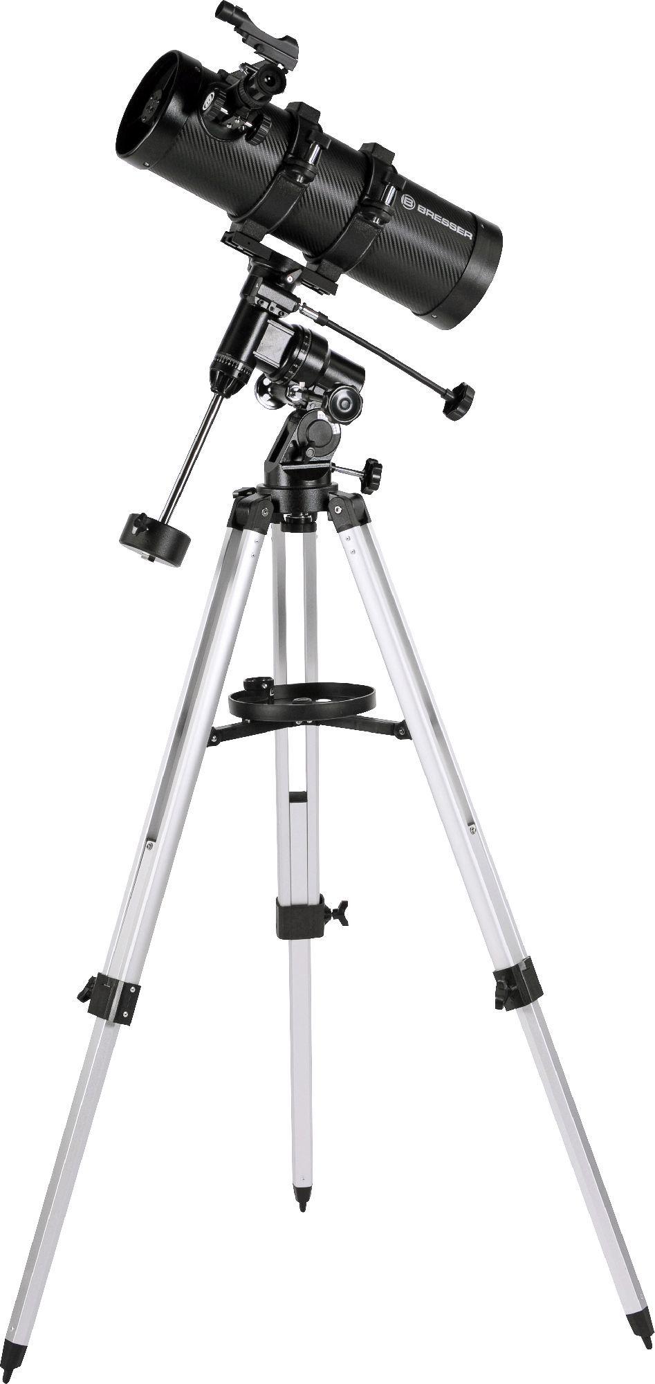 Teleskop Bresser Pluto 114/500 EQ (4614500) 1